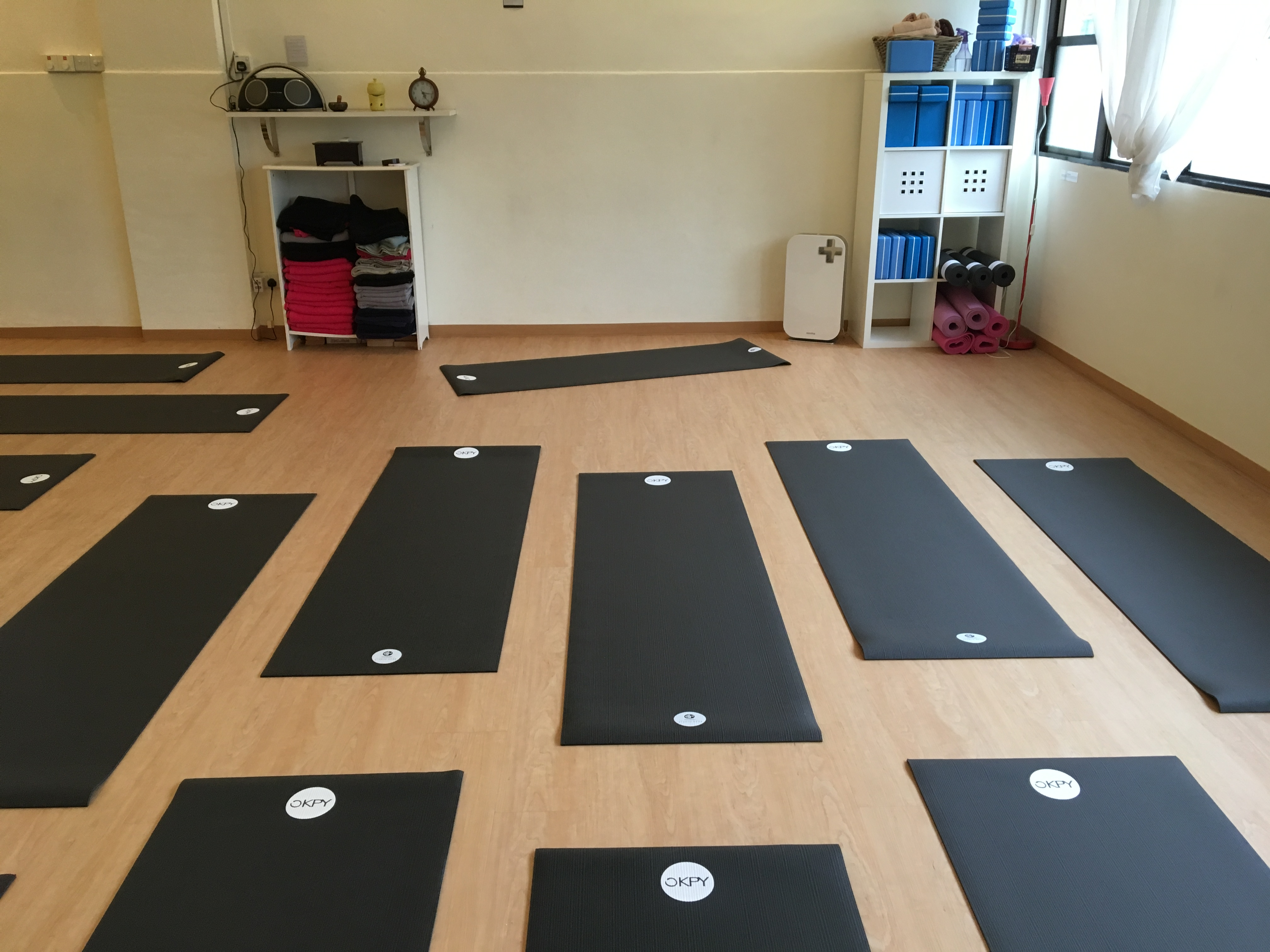 Mats without props 3